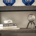 Awards and decoration in the office